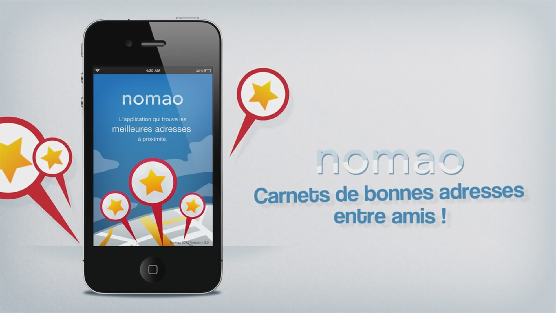 Nomao, le carnet web de bonnes adresses, made in France